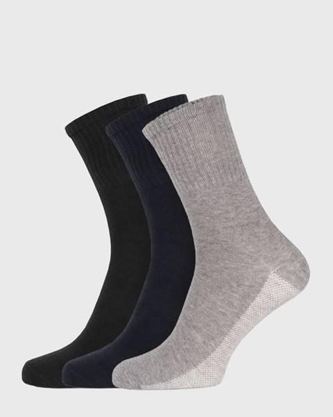 Farebné ponožky Ysabel Mora