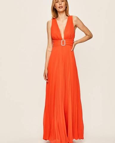 Červené šaty Marciano Guess
