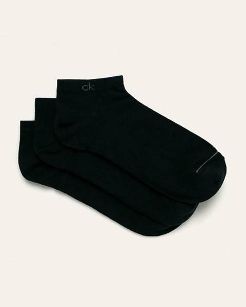 Tmavomodrá spodná bielizeň Calvin Klein