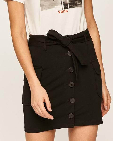 Čierna sukňa Noisy May