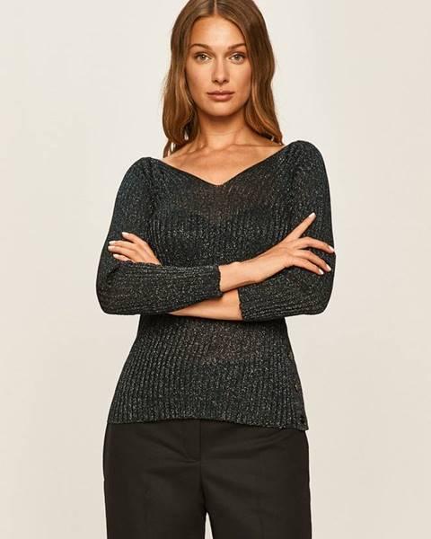 Tmavomodrý sveter MAX&Co.