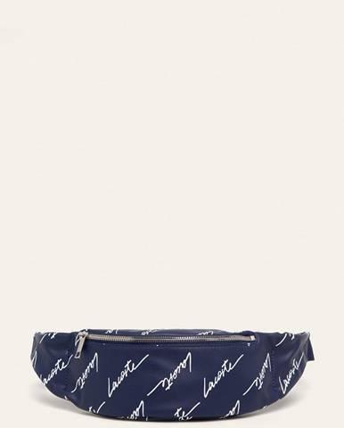 Tmavomodrý batoh Lacoste