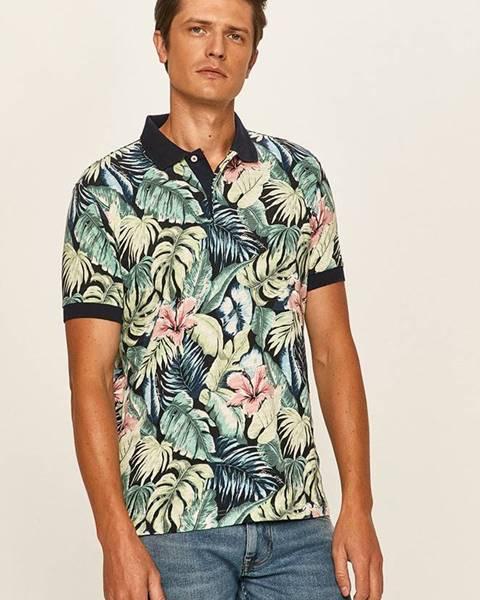Viacfarebné tričko Tommy Hilfiger