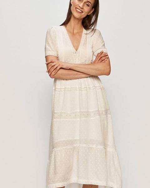 Biele šaty TALLY WEiJL