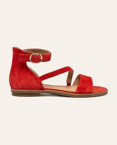 Červené sandále S.Oliver