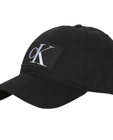 Čierna čiapka Calvin Klein Jeans
