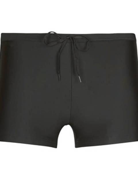 Čierne plavky adidas