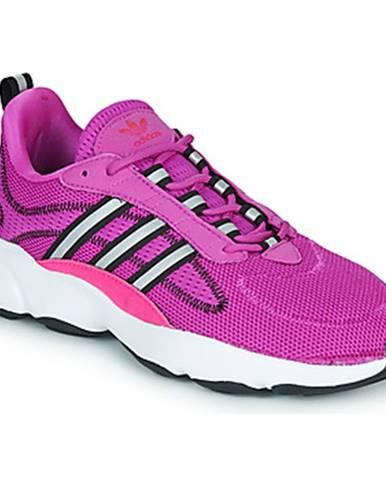 Fialové tenisky adidas