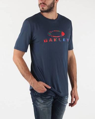 Modré tričko Oakley