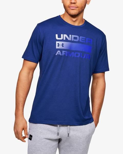 Modré tričko Under Armour