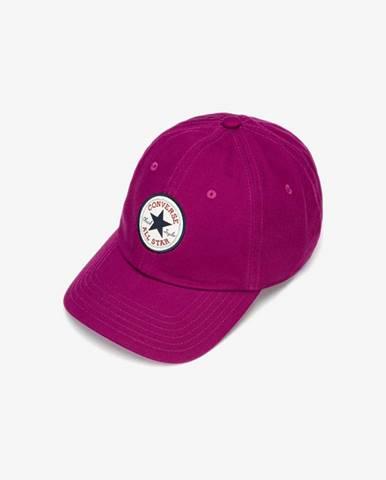 Fialová čiapka Converse
