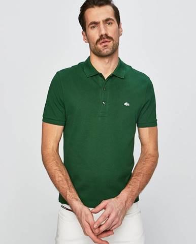 Zelené tričko Lacoste