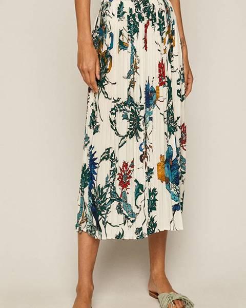 Viacfarebná sukňa MEDICINE