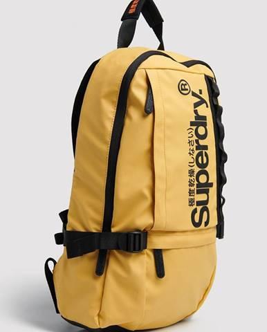 Žltý batoh Superdry