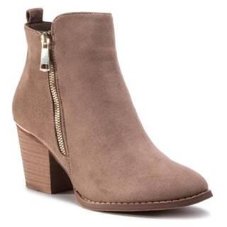 Členkové topánky Jenny Fairy WS19226-05 Materiał tekstylny