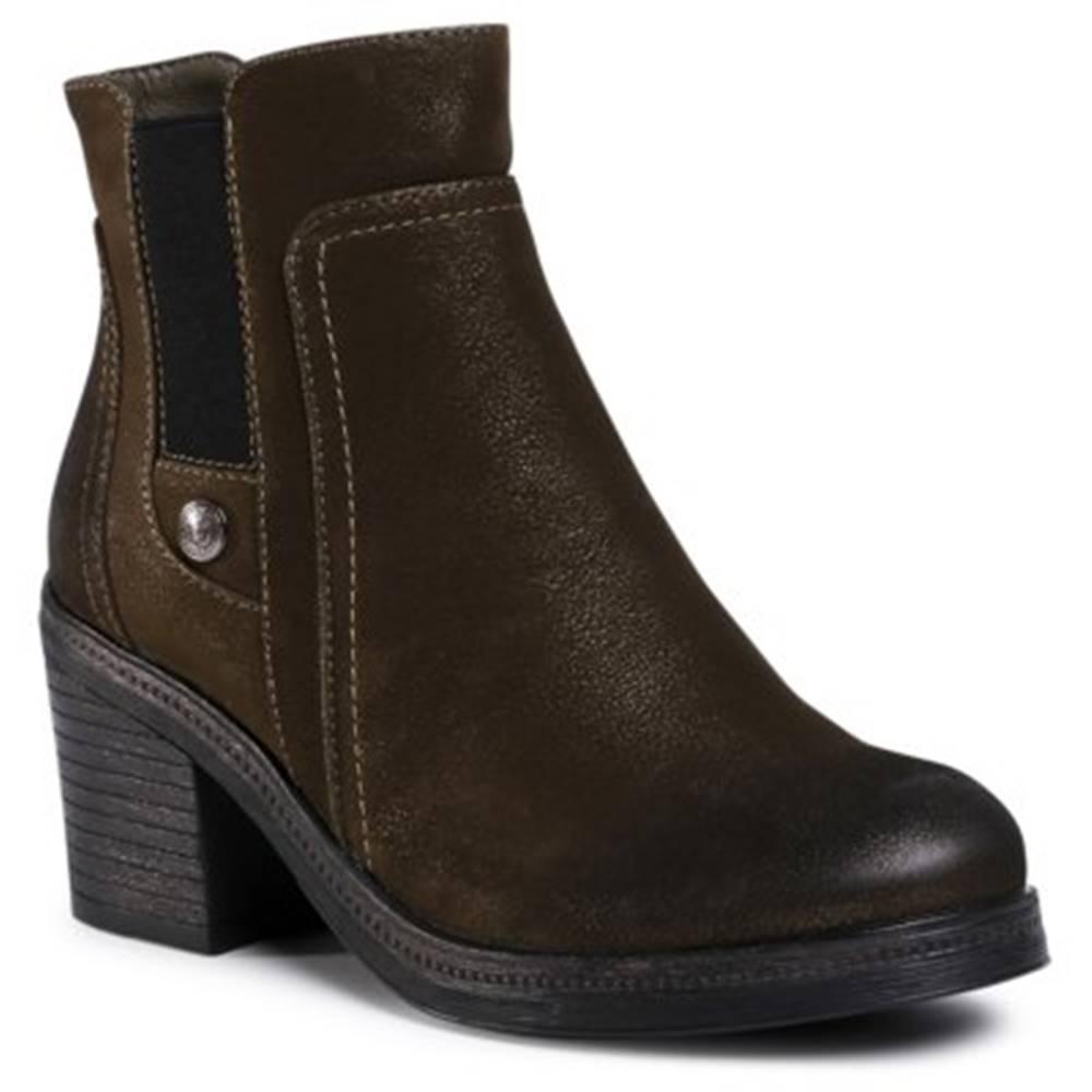 Jenny Fairy Členkové topánky Jenny Fairy WS99857-02 koža ekologická