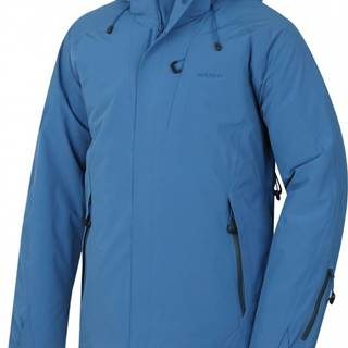 Husky  Gopa M tm. modrá, XL Pánska lyžiarska bunda