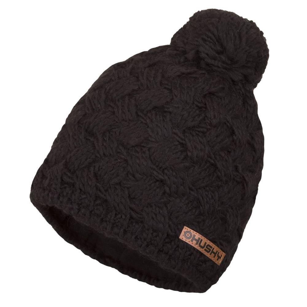 Husky Husky  Cap 15 čierna, S-M Dámska čapica