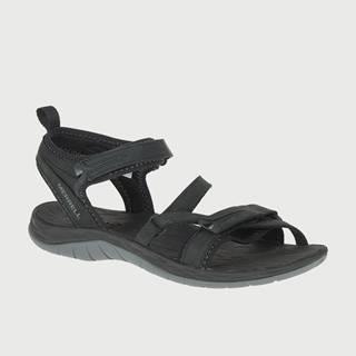 Sandále Merrell Siren Strap Q2 Čierna