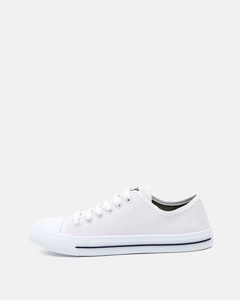 Biele tenisky 3f